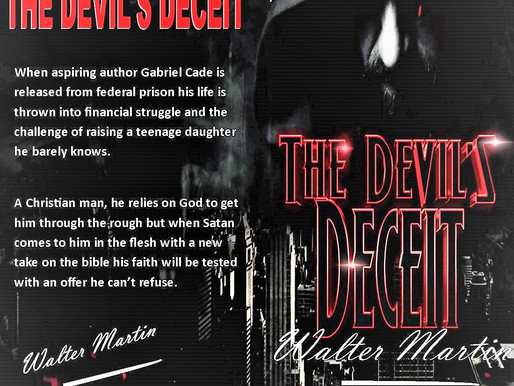 The Devil's Deceit:Local Author Uses Life Lessons