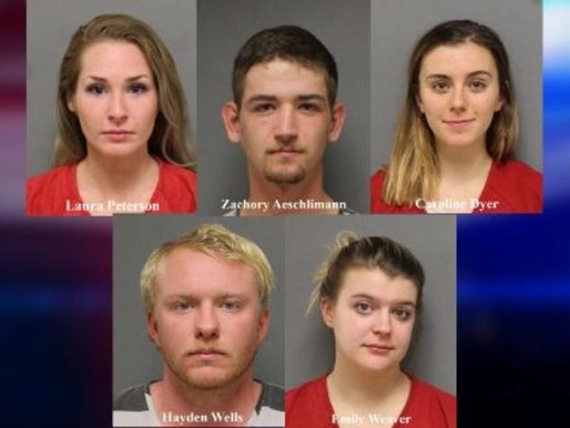 KPD officer hospitalized, 5 people arrested after assault at Knoxville apartment