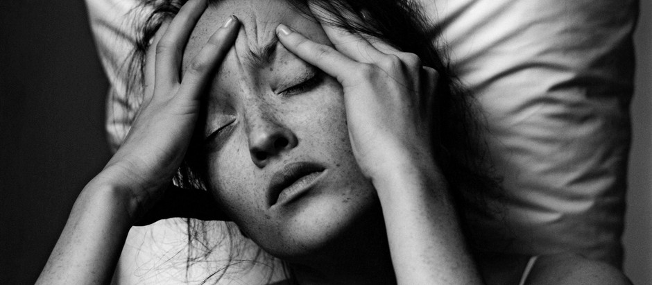 Feeling Anxious? Here's What You Can Do About It Now
