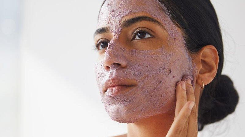 LUSH Beauty Sleep Face and Body Mask
