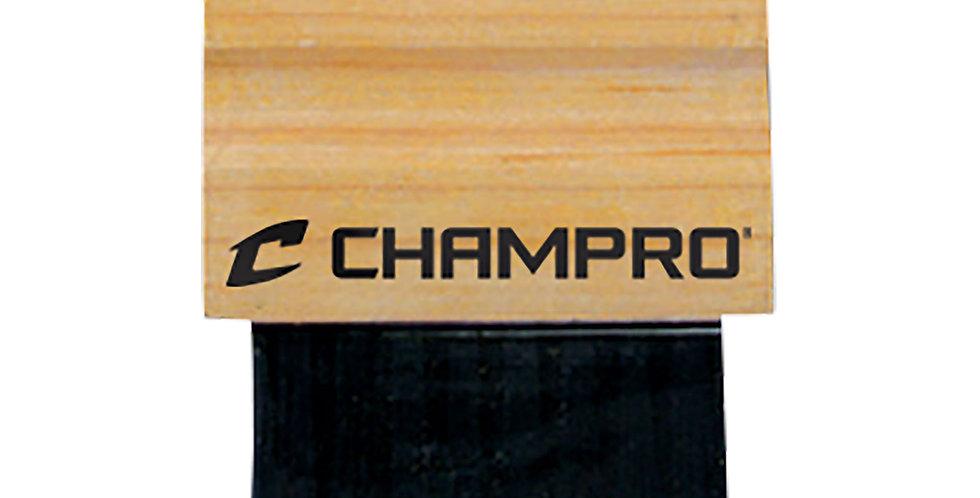 Champro Wood Umpire Plate Brush
