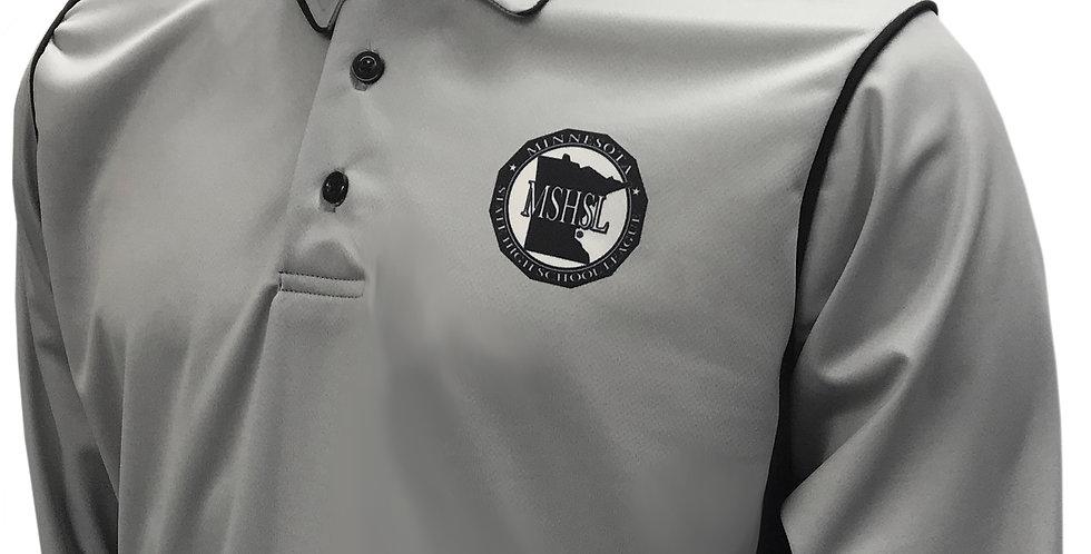 MSHSL Men's Volleyball Officials Long Sleeve Shirt