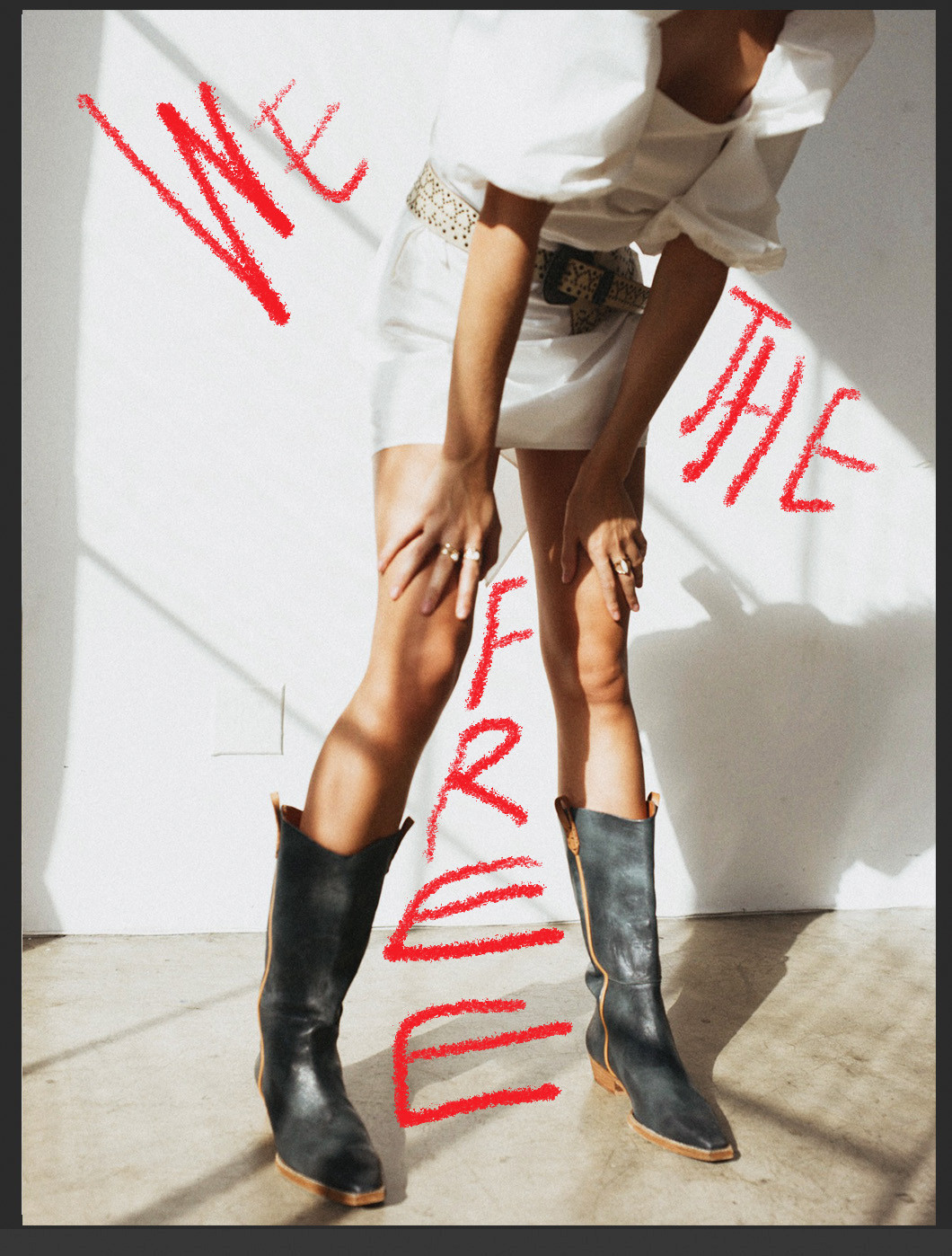 We The Free Boots Campaign