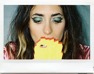 Sophia for Grunge 'g' Art Mag