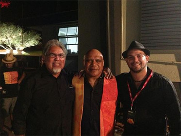 David Spry, Frank Spry & Archie Roach