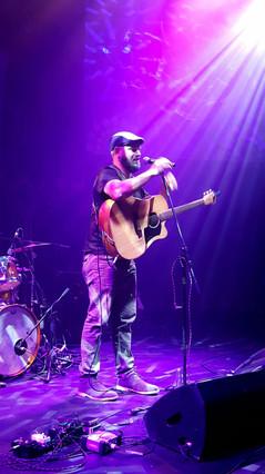 David Spry performing at Garrmalang Festival
