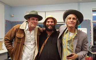 David Spry, Dave Gunning, Steve Poltz