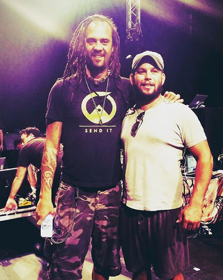 David Spry & Michael Franti of Spearhead