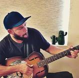 David Spry guitarist