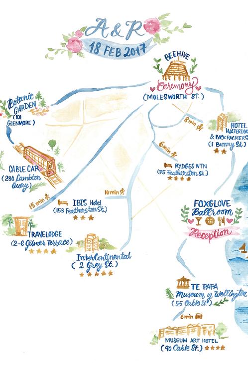Map sheet