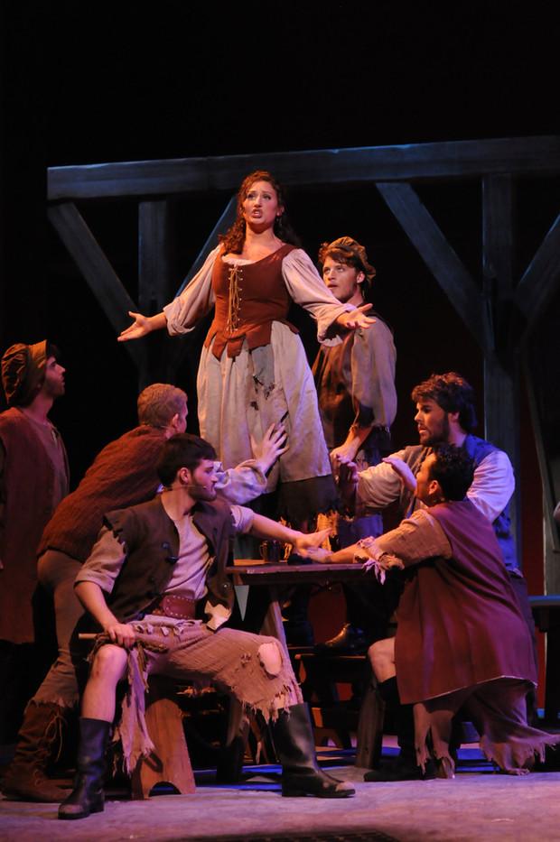 MAN OF LA MANCHA at Shenandoah Summer Music Theatre