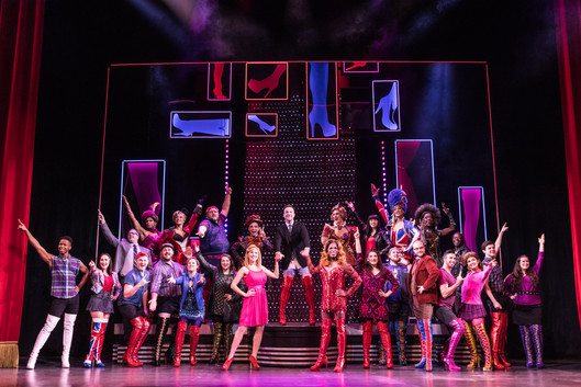 KINKY BOOTS National Tour 2018-2019