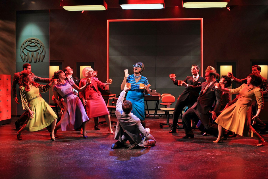 HOW TO SUCCEED at Flat Rock Playhouse