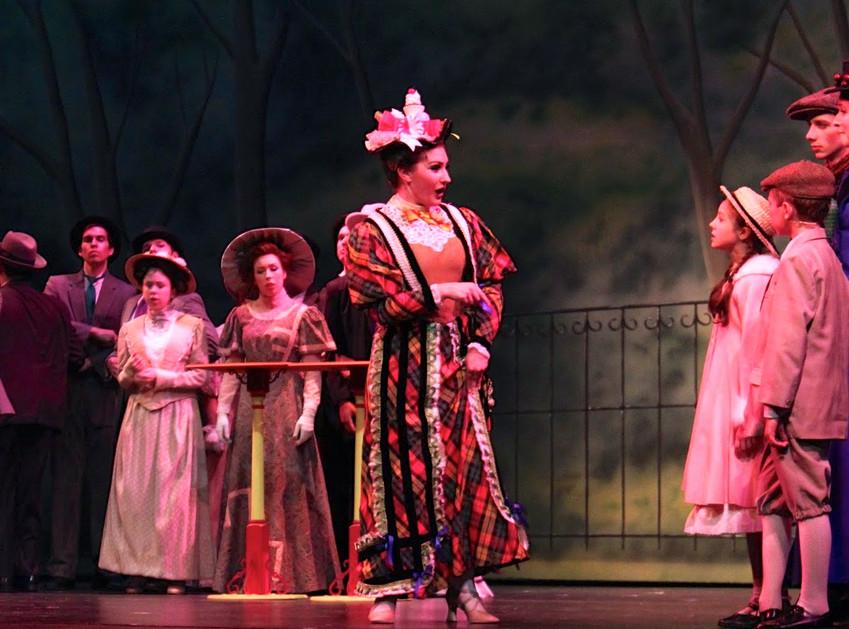 MARY POPPINS at Shenandoah Summer Music Theatre
