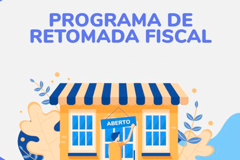 A Procuradoria-Geral da Fazenda Nacional (PGFN) reabriu o Programa de Retomada Fiscal