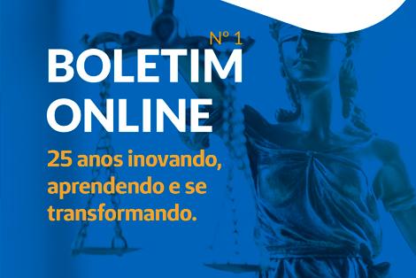 BOLETIM ONLINE FRANÇA ADVOGADOS - 01