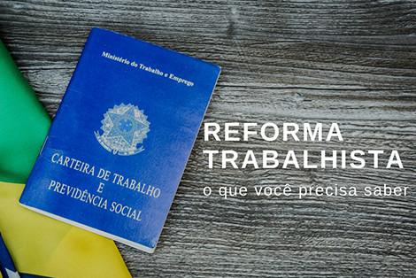 PRINCIPAIS ALTERAÇÕES DA REFORMA TRABALHISTA (Lei n.º 13.467/2017) PELA MEDIDA PROVISÓRIA N.º 808, D