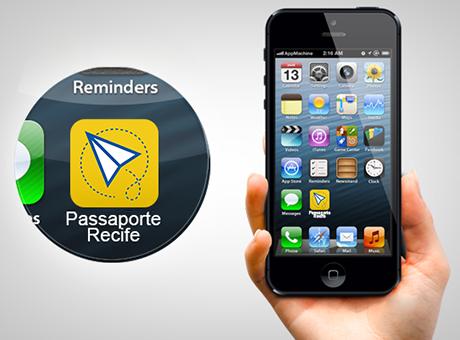 passaporte app