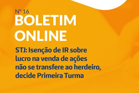 BOLETIM ONLINE FRANÇA ADVOGADOS - 16