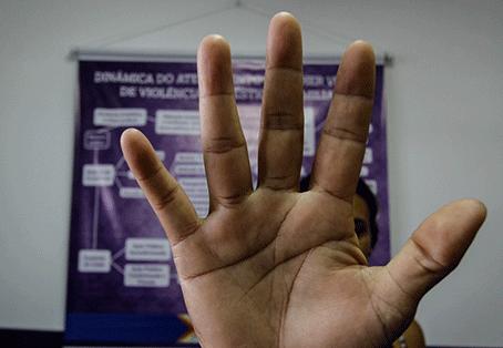Violência contra a mulher tem queda de 50% em Pernambuco