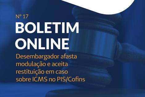 BOLETIM ONLINE FRANÇA ADVOGADOS - 17