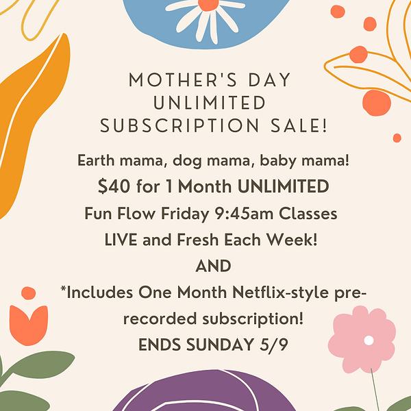 Cream Encouraging Mothers Day Instagram