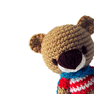 png-transparent-bear-amigurumi-crochet-k