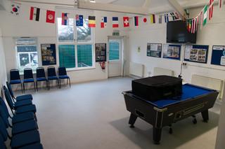 First floor area