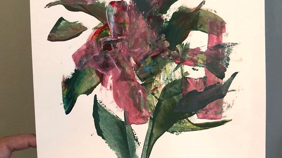 Eternal bouquet IX