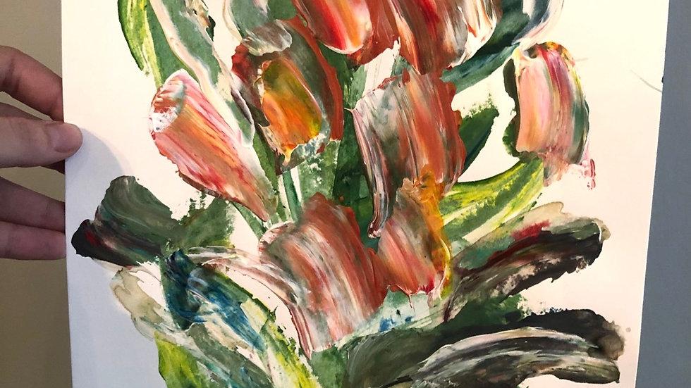 Eternal bouquet IV