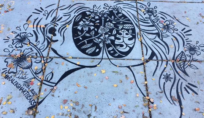 The Kiss | Raleigh Arts | Raleigh, NC
