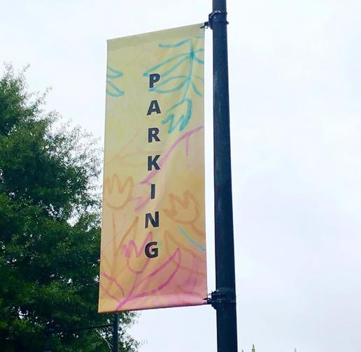 Parker Banner at North Hills