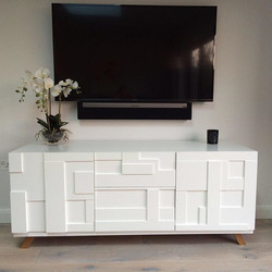 Bespoke sideboard delivered and installed #bespoke #bespokefurniture #furniture #furnituredesign #pa