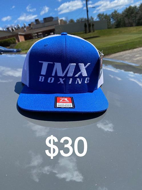 TMX Blue Hat