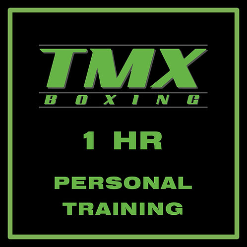Hour Private Training