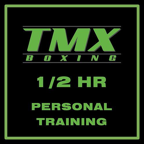Half Hour Private Training