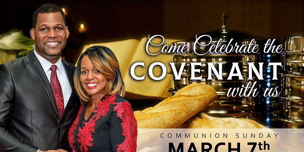 Communion Sunday - March 2021