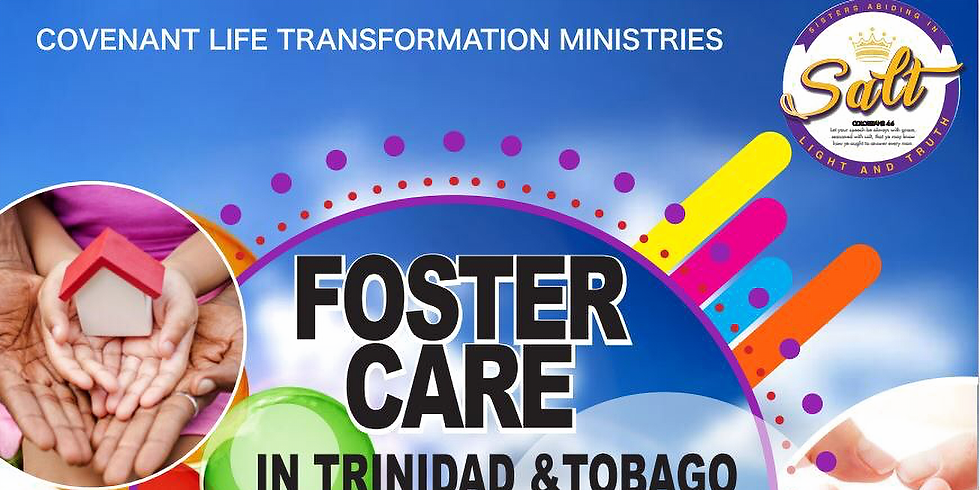 FOSTER CARE IN TRINIDAD & TOBAGO
