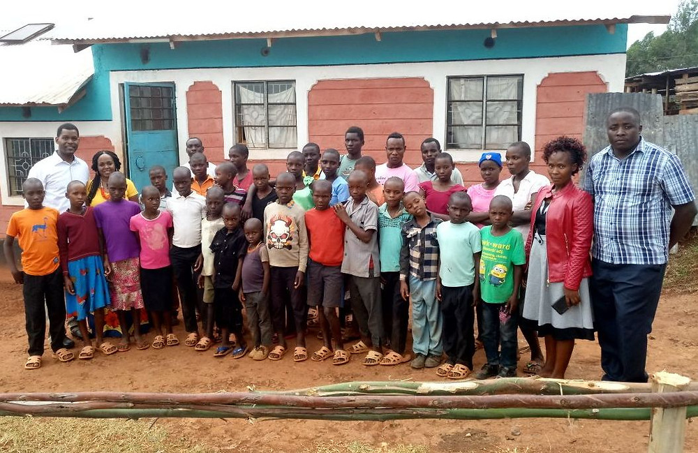 Children's Home in Kisii