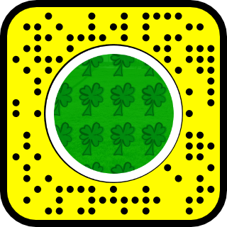 snapcode - lucky clover wall.png