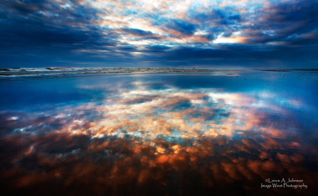 Pastel Landscape at Ocean Shores, WA.jpg