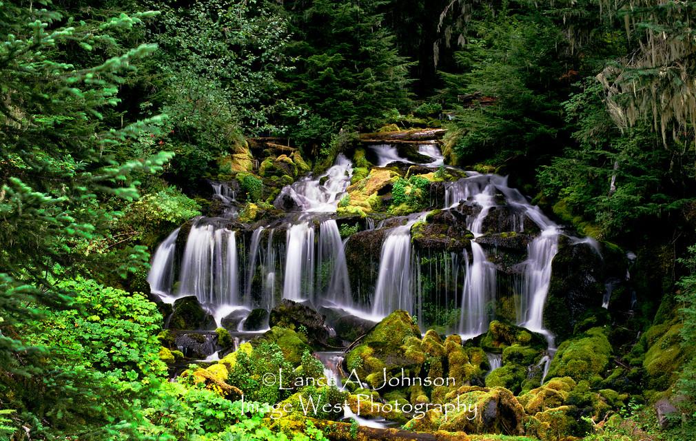 Waterfall Near Mt Adams, WA 1.jpg