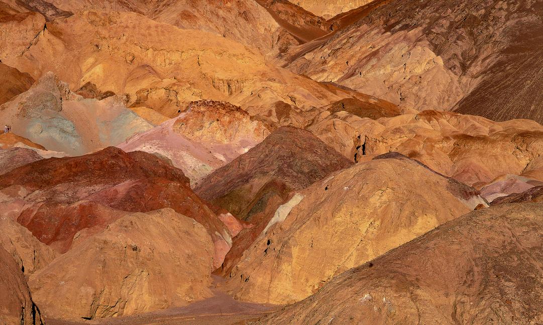 Artist Palette, Death Valley, National M