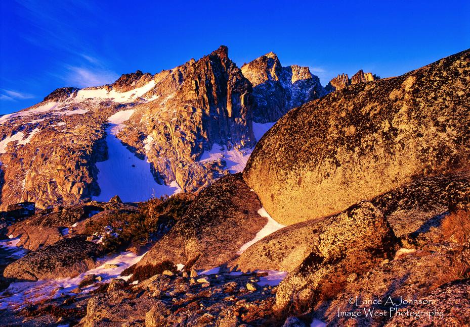 Dragon Tail Peak, Enchant Lakes Widernes