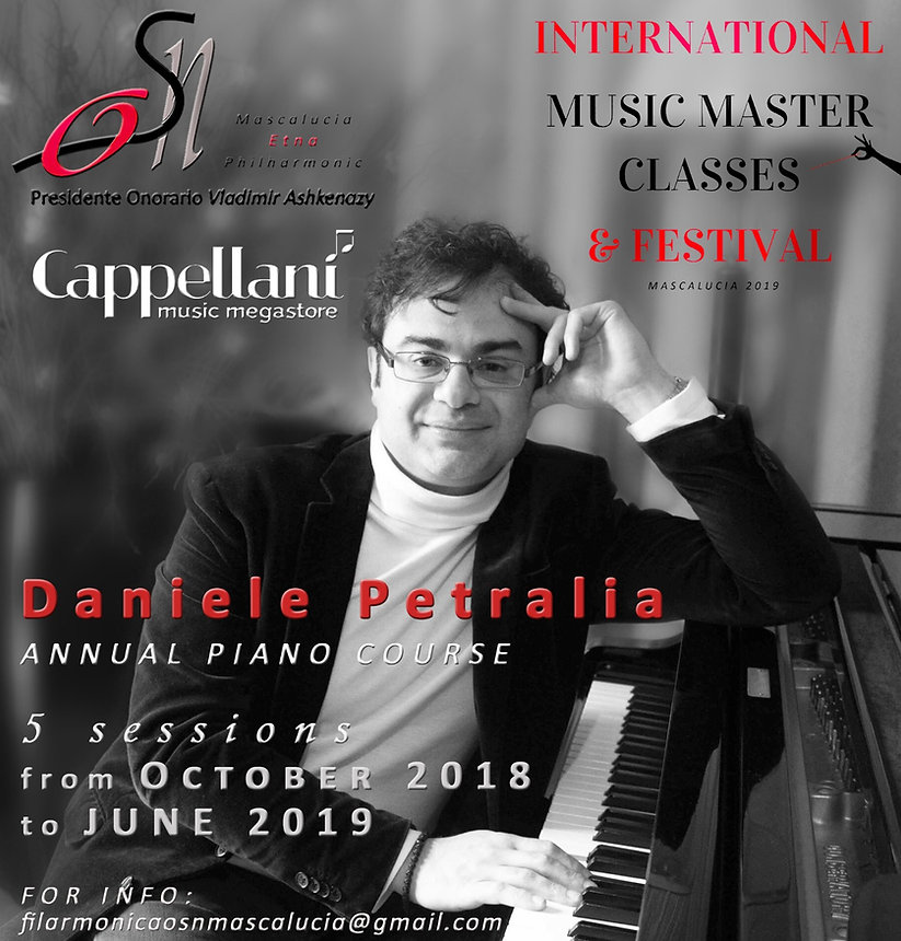 Petralia annual course with Cappellani's