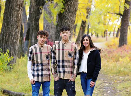 Calgary Family Photography - Autumn