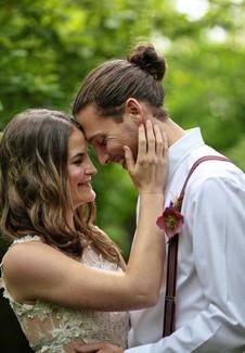 Victoria Bride and Groom