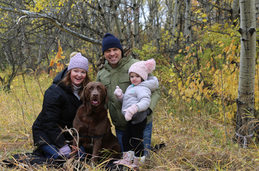 Family Photography in Glenmore Park
