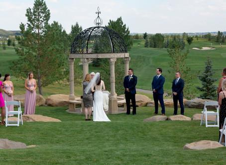 Calgary Intimate Weddings