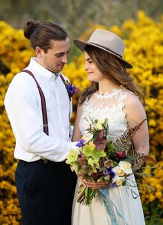 Bride and Groom Victoria